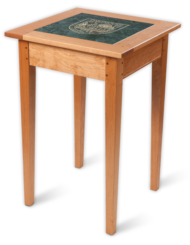 vermont table company handcrafted academic personal corporate gifts honoring life 39 s milestones. Black Bedroom Furniture Sets. Home Design Ideas